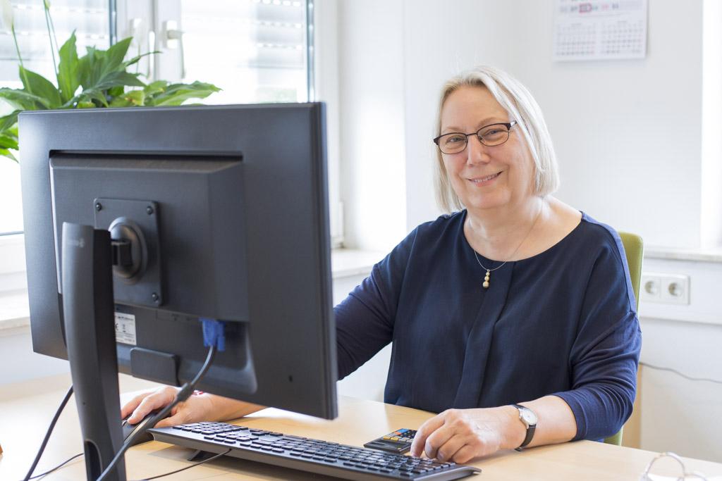 Claudia Reimann, Geschäftsführerin